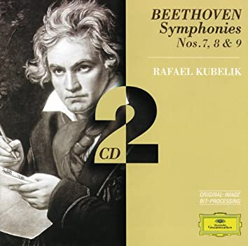 Beethove: Symphonies Nos.7, 8 & 9