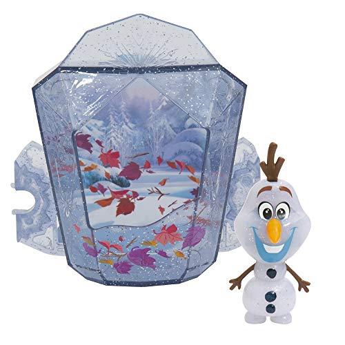 Giochi Preziosi Disney Frozen 2 Whisper and Glow Display House with Olaf