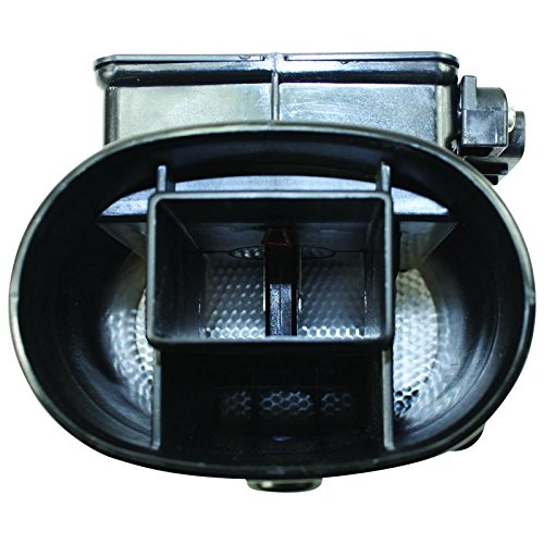 New Mass Air Flow Sensor & Housing Replacement For 1995-1999 Mitsubishi Eclipse Talon GSX TSI GST, Replaces MD151055 MD170165 MD183609 MD183618 MD357338