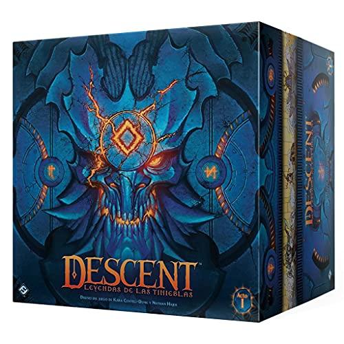 Fantasy Flight Games Descent: Leyendas de Las tinieblas - Juego de Mesa en...