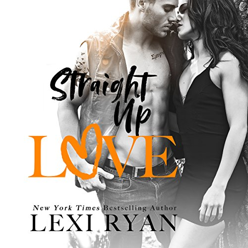 Straight up Love audiobook cover art