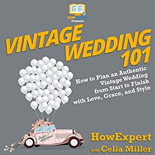 Vintage Wedding 101 cover art