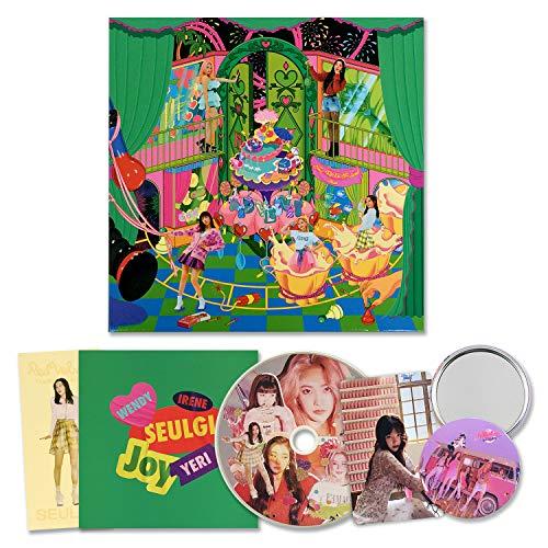 RED VELVET Repackage Album - The ReVe Festival Finale [ SCRAPBOOK ver. ] CD + Photobook + Receipt + Photocard + FREE GIFT / K-POP Sealed