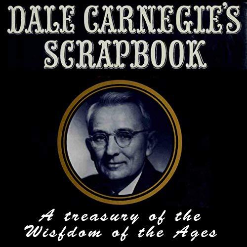 Dale Carnegie's Scrapbook cover art