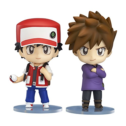 Nendoroid Pokemon Center Original Nendoroid Red & Green non-scale ABS & PVC painted action figure Pokemon