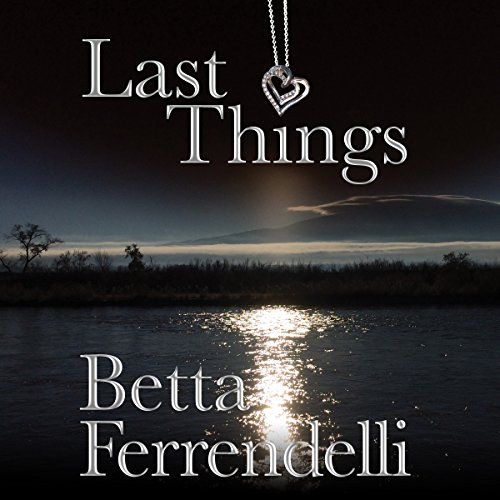 Last Things audiobook cover art