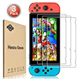 [3 Pack]Screen Protector Tempered Glass for Nintendo Switch - Hestia Goods...