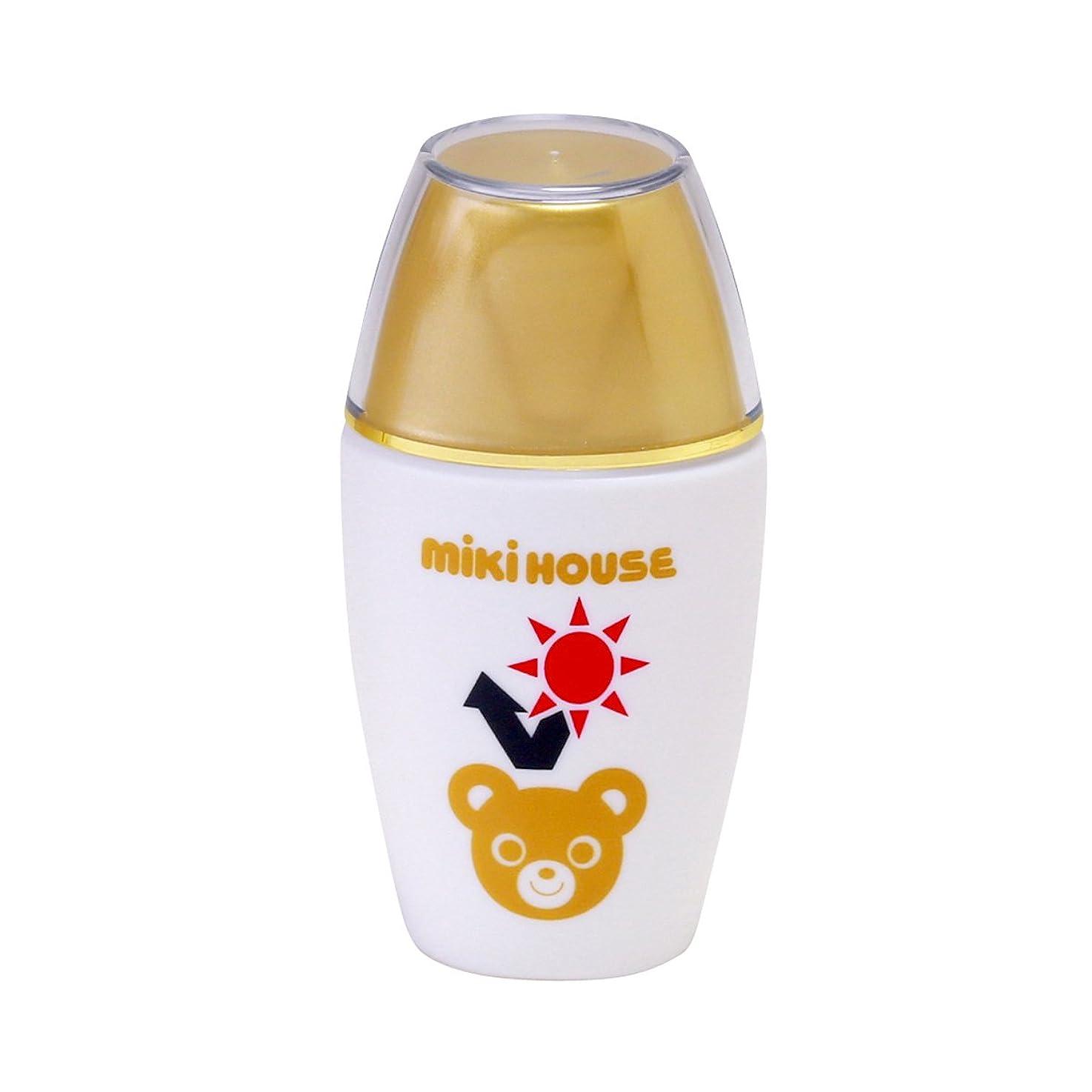 広告仮装エキゾチックミキハウス (MIKIHOUSE) UVカットミルク 15-3050-787 - -