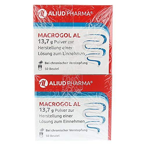 Macrogol AL 13,7 g Pulver zur Herstellung einer Lösung zum Einnehmen, 100 Stück