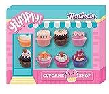 Martinelia Yummy Cupcake Shop - 1 unidad
