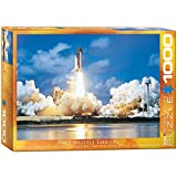EuroGraphics Space Shuttle Take-Off 1000-Piece Puzzle