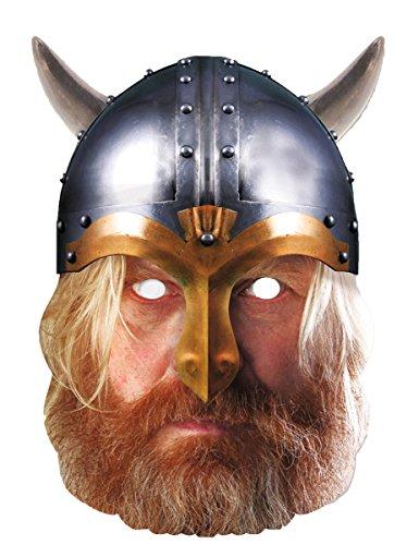 Generique - Masque Carton Viking