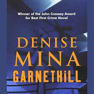 Garnethill audiobook cover art