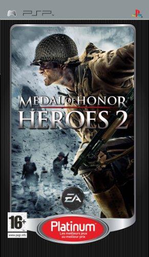 Medal of Honor Heroes 2 Platinum [Edizione : Francia]