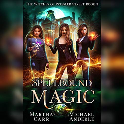 Spellbound Magic cover art