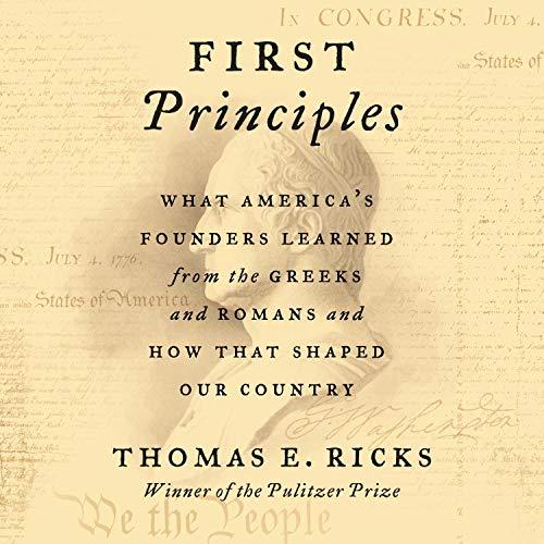 Couverture de First Principles