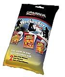 Grabber Warmers Grabber Weekender Multi-Warmer Pack, 2 Paar Hand, 2 Paar Zehen, 2 Peel N' Stick...