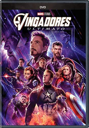 Vingadores: Ultimato Dvd