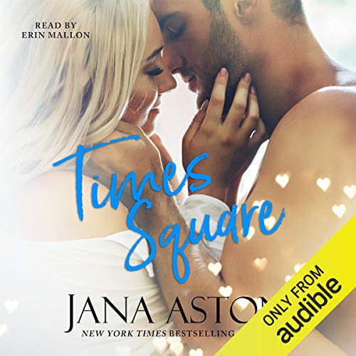 Times Square audiobook cover art