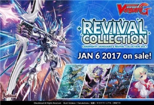 Cardfight Vanguard: Revival Collection Booster Box [VGE-G-RC01]