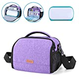 Yarwo Carrying Case for Cricut Joy, Portable Tote Bag with Accessories Storage for Cricut Pen Set...