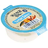 BWS Ken s 0.75 oz. Tartar Sauce Dipping Cups, Case of 100