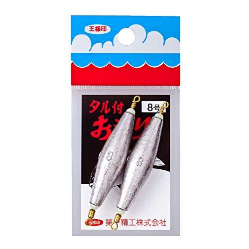 第一精工 タル付オモリ 5号