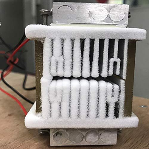 WOSOSYEYO® 1 stück diy 120 watt tec peltier halbleiter kühlschrank wasserkühlung klimaanlage mechanismus für kühlung und lüfter