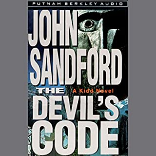 The Devil's Code                   By:                                                                                                                                 John Sandford                               Narrated by:                                                                                                                                 Frank Muller                      Length: 5 hrs and 31 mins     126 ratings     Overall 3.8