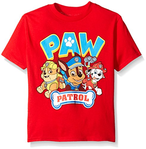 10 best paw patrol marshall shirt 3t for 2020
