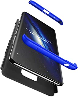 Qsdd Ersättning för Huawei Mate 20 Pro 360°Protection 3 i 1 fodral + 1 x ultratunn mjuk skärmskydd TPU stötfångare stötsäk...