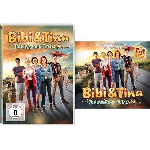 Bibi & Tina - Tohuwabohu total + Soundtrack 4.Kinofilm: Tohuwabohu total