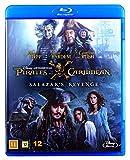 Piratas del Caribe: La venganza de Salazar [Blu-Ray] [Region Free] (Audio español. Subtítulos en español)