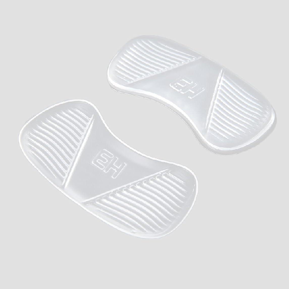 またね周り世界記録のギネスブックKonmed ヒールバック枕 靴用パッド