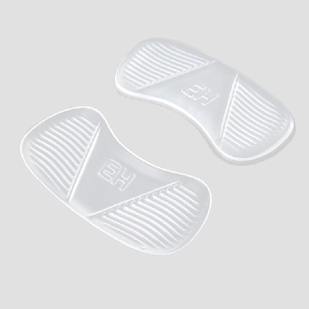 笑スリラー公式Konmed ヒールバック枕 靴用パッド