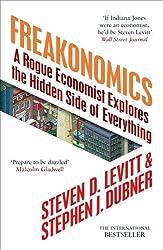 Cover of Freakonomics by Stephen J. Dubner, Steven D. Levitt