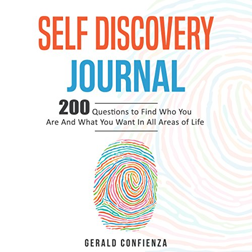 Self Discovery Journal Titelbild