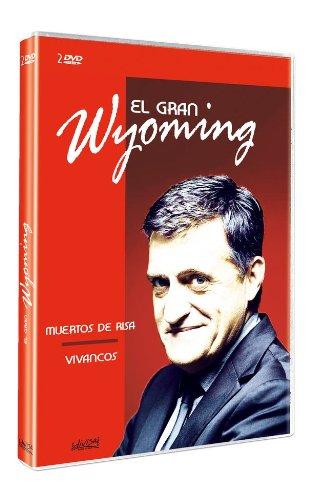 El Gran Wyoming: Muertos De Risa + Vivancos 3 (2 Dvd) (Import)