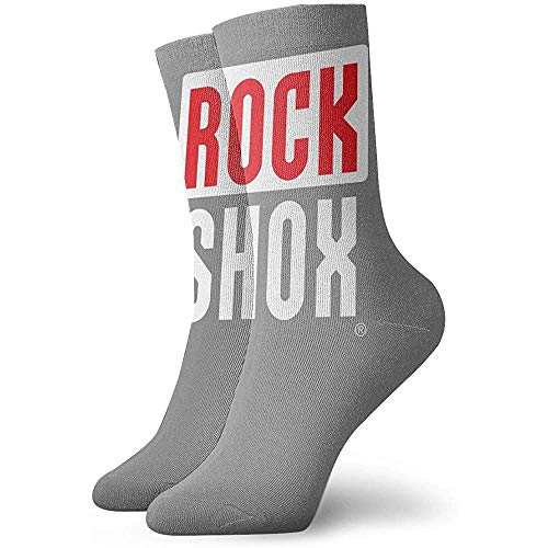 Be-ryl Chaussettes Rock Shox Chaussettes Hommes Et Femmes Chaussettes Crew Chaussettes Respirantes