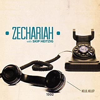 38 Zechariah - 1992 cover art