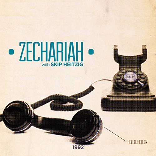 38 Zechariah - 1992 audiobook cover art