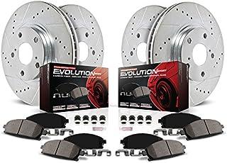Power Stop K2443 Front & Rear Brake Kit