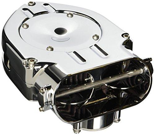 Kuryakyn Hypercharger Chrom Luftfilter Harley Davidson Sportster CV 91-06