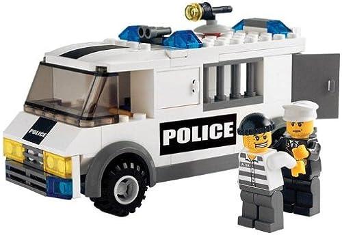 LEGO - City - jeu de construction - Le transport des prisonniers