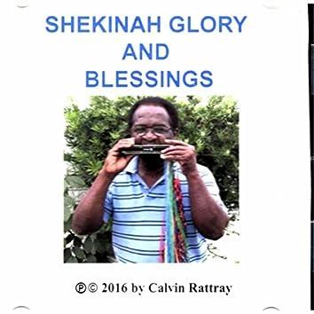Shekinah Glory and Blessings