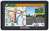 SLIMLINE SAT NAV, 17,8 cm avec édition 2020 World Maps, mises à jour gratuites à vie [100% sans...