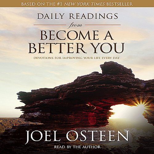Daily Readings from Become a Better You audiobook cover art