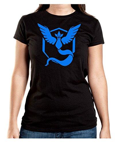 Certified Freak Team Mystic T-Shirt Girls Black XL