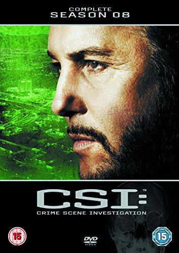 CSI: Las Vegas - Complete Season 8 [DVD] [Reino Unido]
