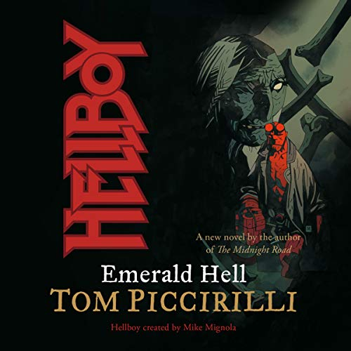 Hellboy: Emerald Hell cover art